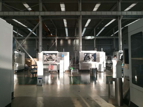 Multi-wire cutting equipments for efficient magnets machining-U-Polemag